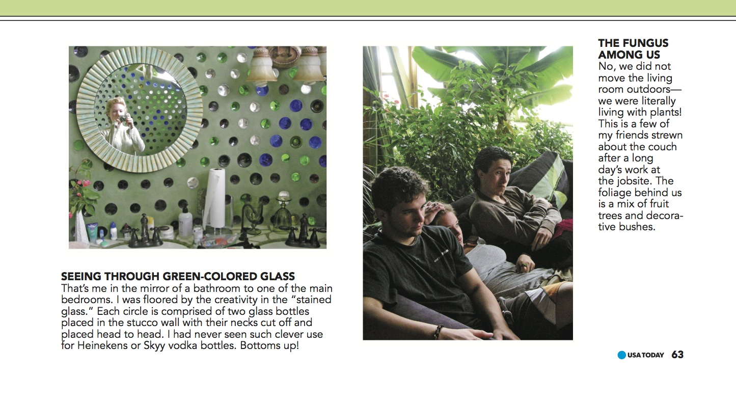 GREEN LIVING_page63 Earthship Featurette